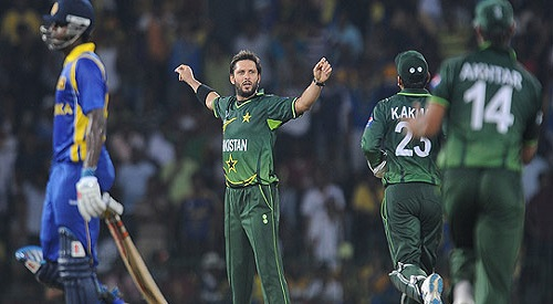 Are we losing our T20 matches due to Shahid Afridi's captaincy
