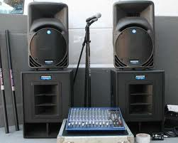 perangkat sound sistem