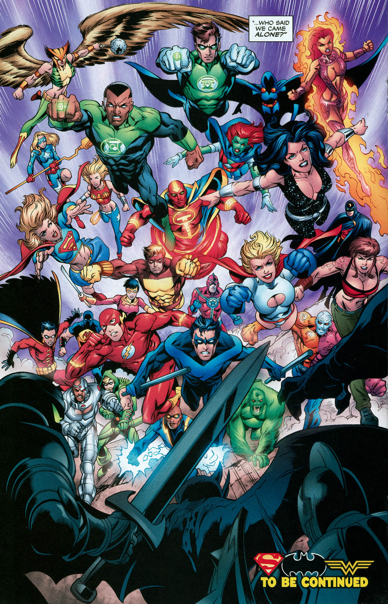 Read online Trinity (2008) comic -  Issue #15 - 18