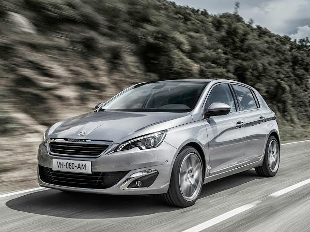 Nuevo Peugeot 308 2014