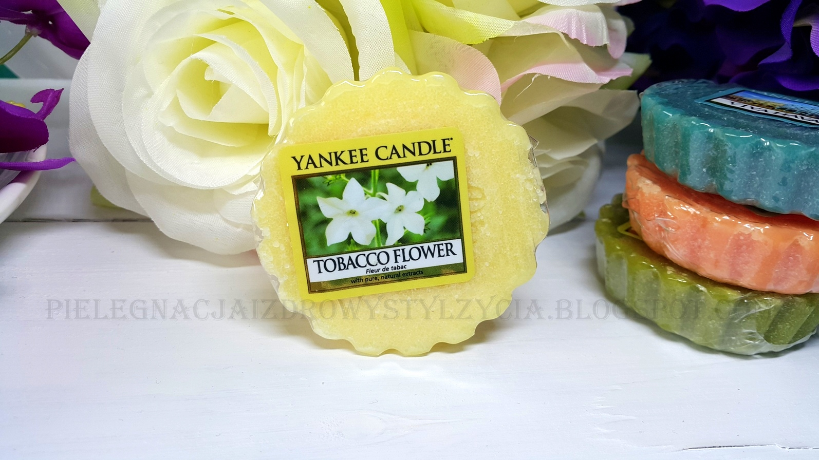 Tobacco Flower Yankee Candle
