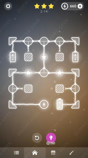 Laser Overload [Beginner] Level 2-14 Solution, Walkthrough, Cheats