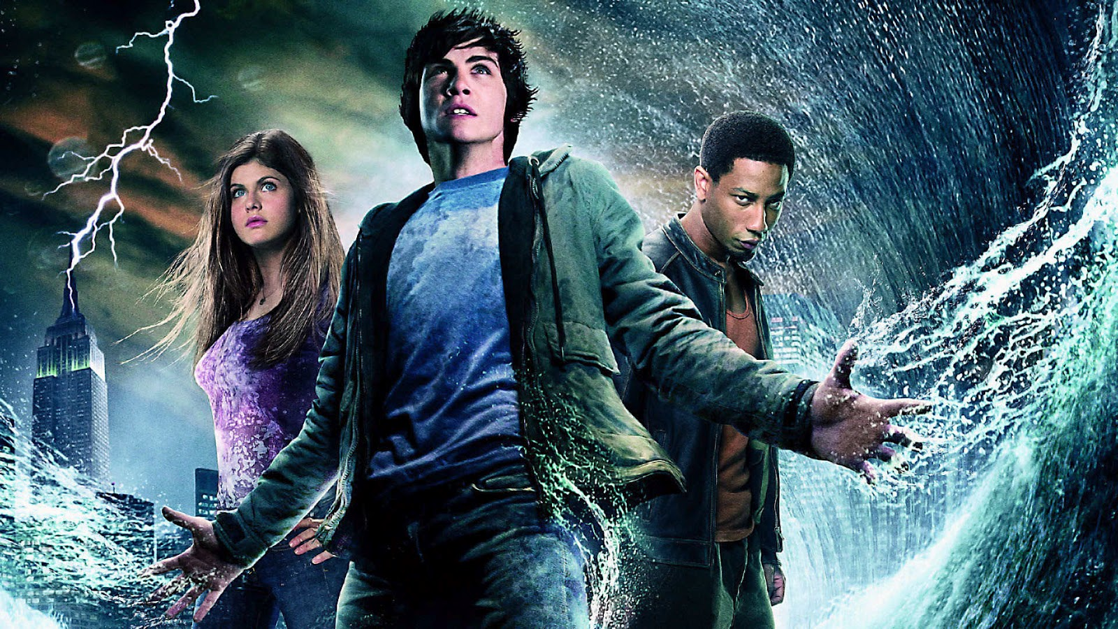 The Lightning Thief - Chapter 1 ~ Read Percy Jackson