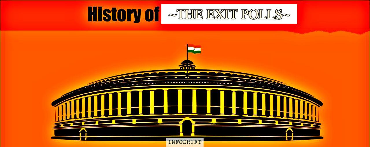 Exit polls History