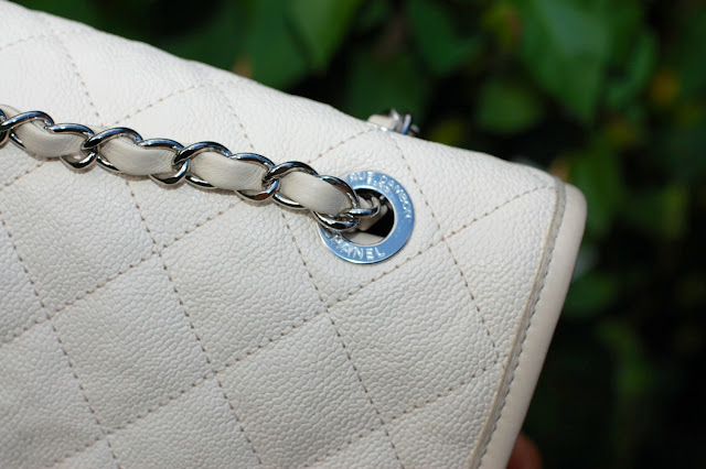 Chanel French Riviera A66801 handbag review