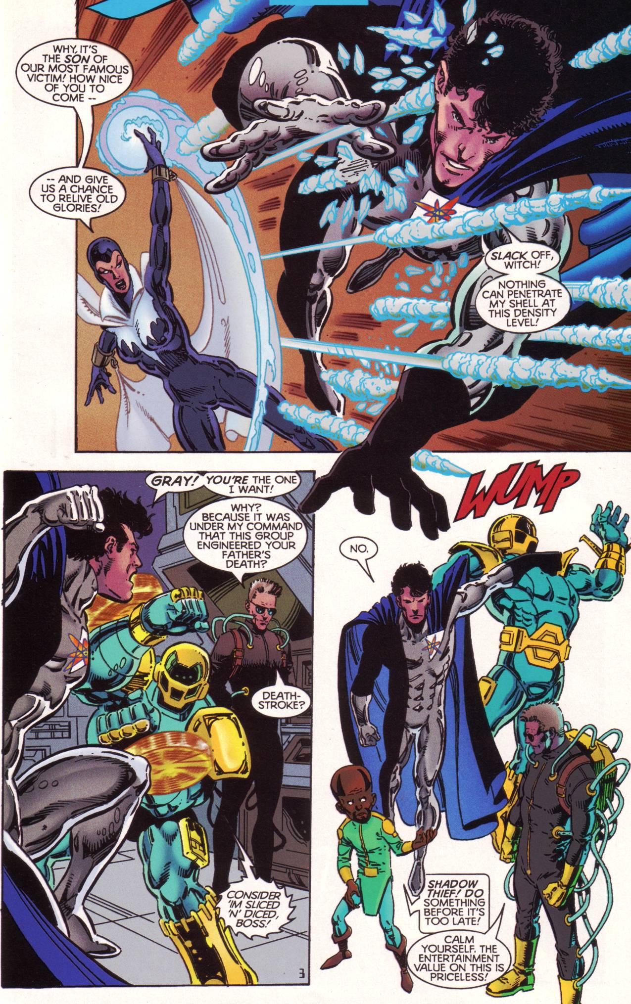 Read online Tangent Comics/ The Atom comic -  Issue # Full - 4