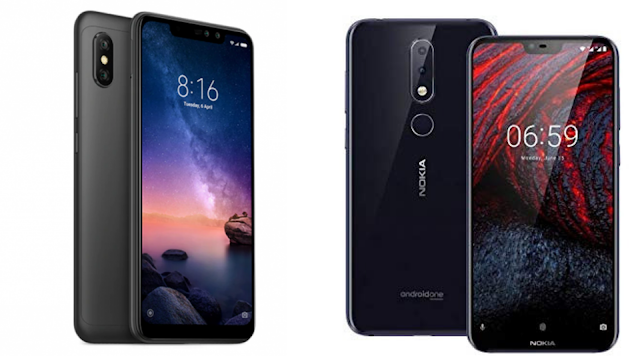 asus rog phone, honor 8c, nokia 8.1, asus rog phone price in india 2018, nokia 8.1 plus price in india, nokia 7.1 plus release date in india, nokia 2.1 plus, nokia 7.1 plus price in india flipkart, nokia x7 india launch, nokia 7.1 launch date in india, nokia 8.1 plus launch date in india, nokia 8.1 price in india, nokia 7.1 plus in india, upcoming nokia phones in india, nokia 8 android pie, redmi 6 pro vs nokia 6.1 plus smartprix, nokia 6.1 plus vs redmi note 5 pro, mi6 pro vs nokia 6.1 plus, redmi 6 vs nokia 6.1 plus, nokia 6.1 plus vs note 5 pro, nokia 6.1 vs redmi note 5 pro, nokia 6.1 plus vs redmi note 5 pro which one to buy, nokia 6.1 plus vs redmi note 5 pro camera comparison, Xiaomi Redmi Note 6 Pro vs Nokia 6.1 Plus