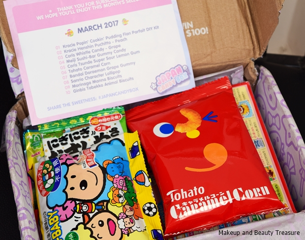 apan Candy Box March 2017