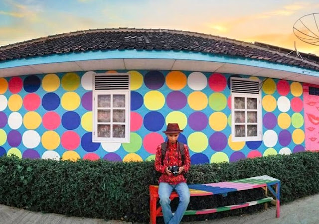 Desa Wisata Bejalen Kampung Pelangi Semarang