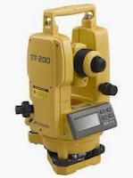 TOPCON Theodolite DT200 Long-life 140jam Di Indosurta Group