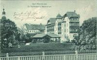 Układ dawny Dom Zdrojowy-Pawilon Marysieńka