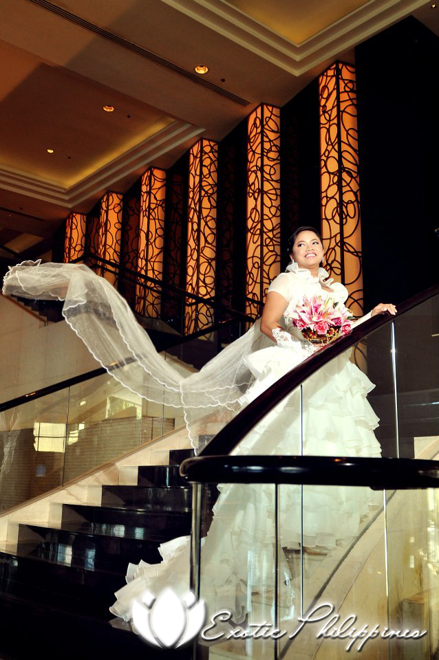 Radisson Blu Hotel Cebu Stairs