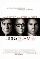 Watch Lions for Lambs Online Free in HD