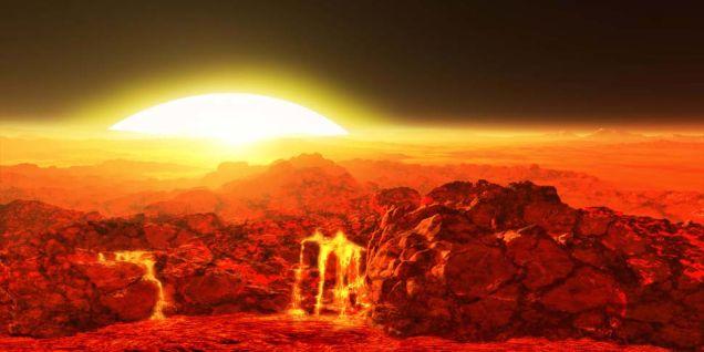Kepler 78B va a desaparecer en un futuro