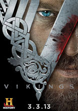 Vikings Temporada 1 (2013) Online