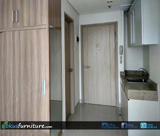 Paket furniture minimalis murah apartemen