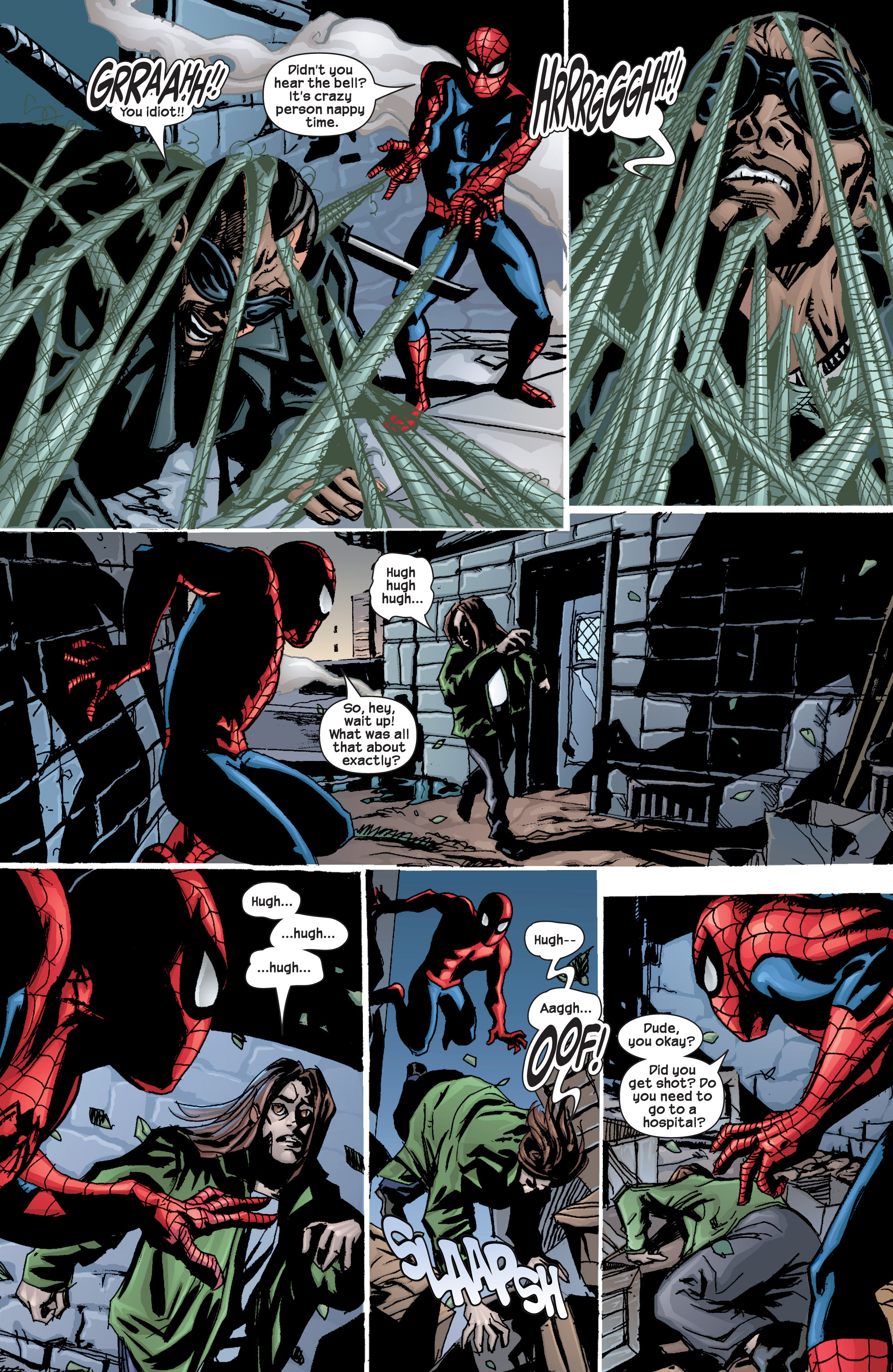 Read online Ultimate Spider-Man (2009) comic -  Issue #150 - 43