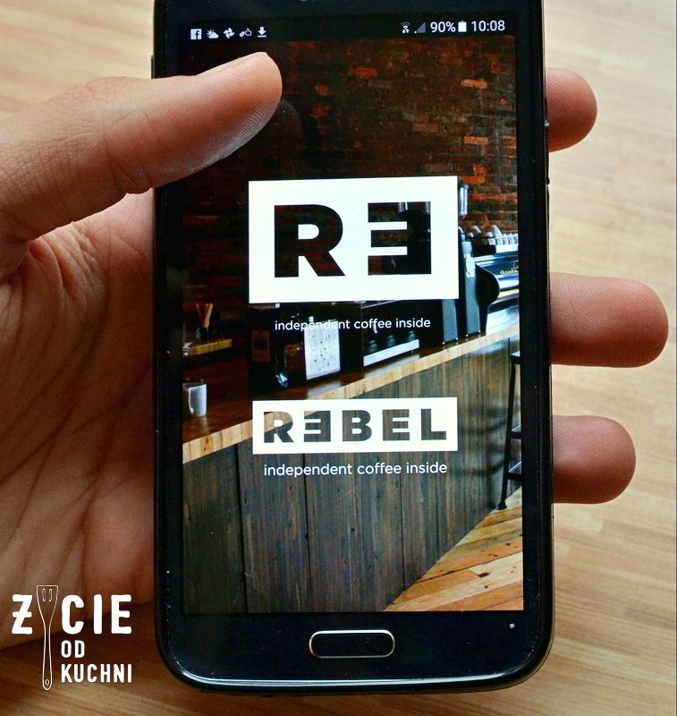 rebel, projekt rebel, aplikacja rebel, appka rebel, zycie od kuchni