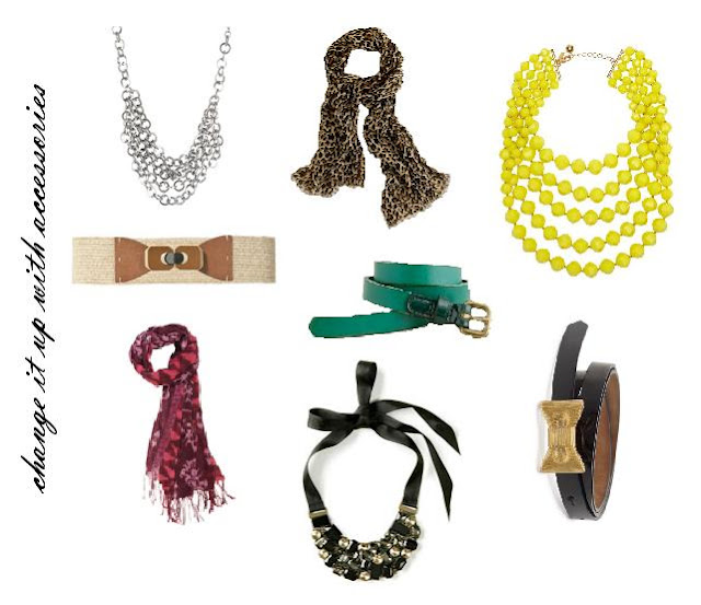 Various Bib Necklaces for Your Outfits