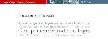 http://cvc.cervantes.es/lengua/refranero/Default.aspx