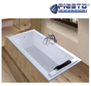 Harga Bathtub Berbagai Merek dan Model Terbaru 2017  - Fiesto Sogo 170
