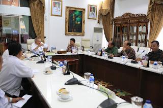 Alex Noerdin Setuju Utsawa Dharmagita Diadakan di Provinsi Sumsel