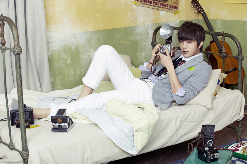 Music Bank INFINITE  Man In Love 20130322