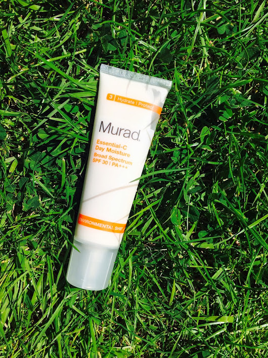 so far so chic: Review: Murad Essential-C Day Moisture SPF 30