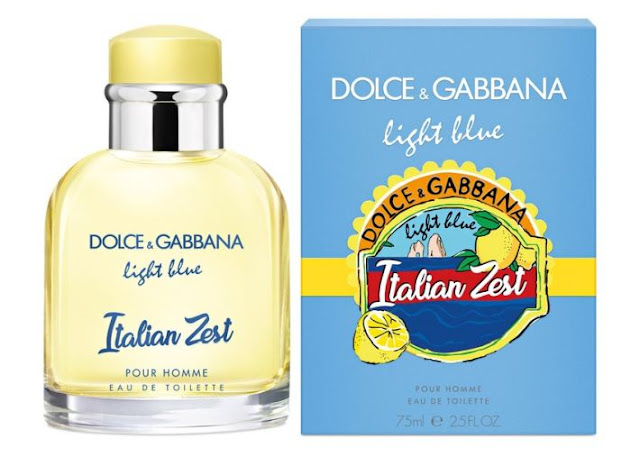 Dolce&Gabbana Light Blue Italian Zest 75 mL