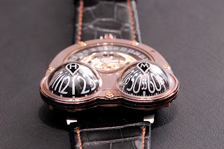 Montre MB&F HM3 Chocolate Frog The PuristS