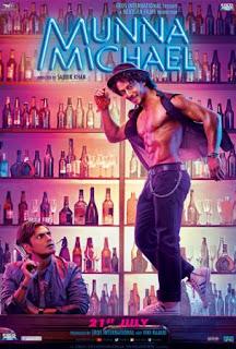 Film Munna Michael 2017 (Bollywood)