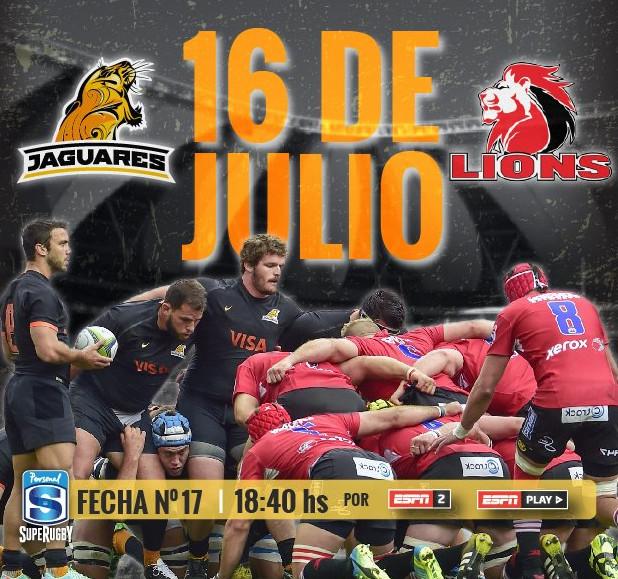 Jaguares-Lions