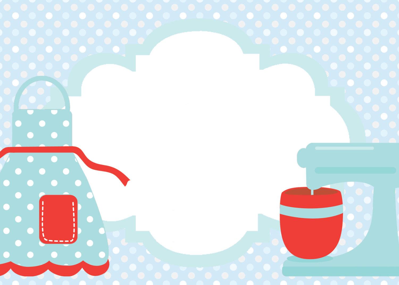 Download de convites para chá de cozinha chá de panela