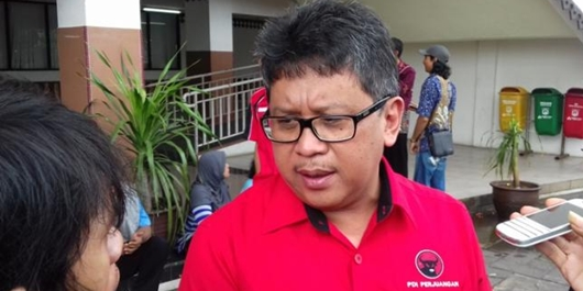 PDIP: Rocky Gerung Hina Agus Salim, Tinggalkan Status WNI!