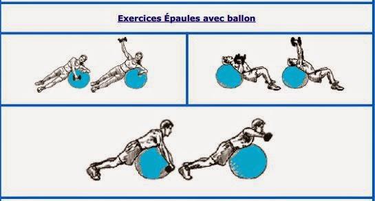 shoppeos maroc exercices avec ballon de gym ou swiss ball. Black Bedroom Furniture Sets. Home Design Ideas