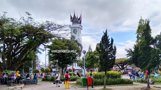 Jam Gadang Bukit Tinggi Sumatera Barat