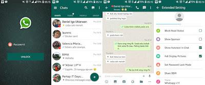 Kumpulan BBM2 (Dual BBM) Android Versi Terbaru