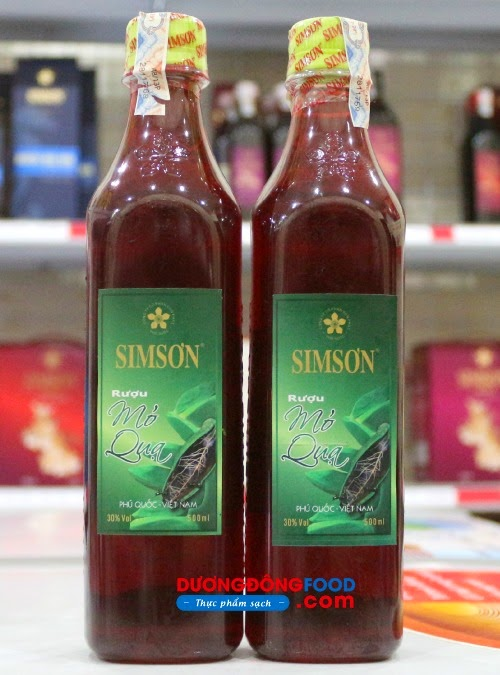 giá Rượu Mỏ Quạ Phú Quốc- 500ml