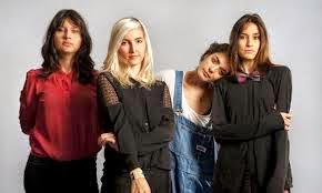Boletos para Warpaint en Mexico DF 2015 2016