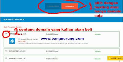 tips beli domain terpercaya