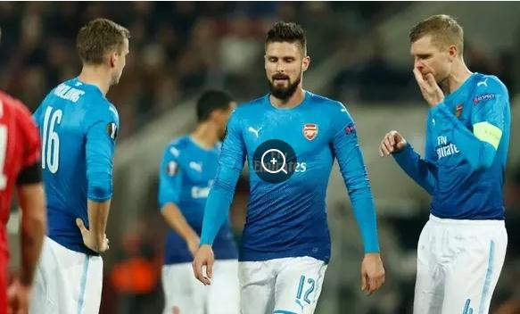 AGEN BOLA - Turun Dengan Pemain Pelapis Arsenal Kalah 1-0 Dari koln