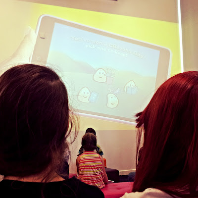 Cbeebies app launch
