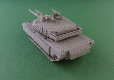 Abrams MBT picture 5