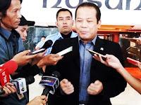 Wakil Ketu DPR RI Taufik Kurniawan Dicekal Keluar Negeri Oleh KPK