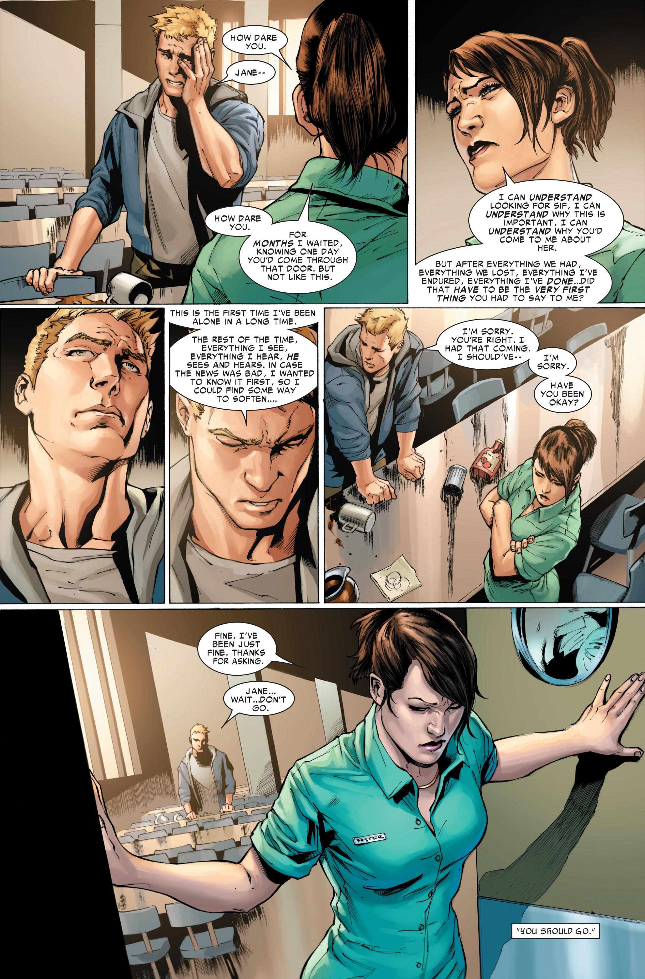Thor (2007) Issue #8 #8 - English 12