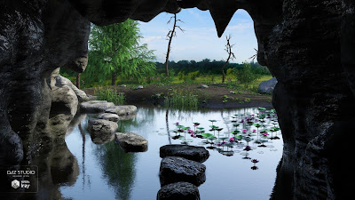 Nature - Grotto
