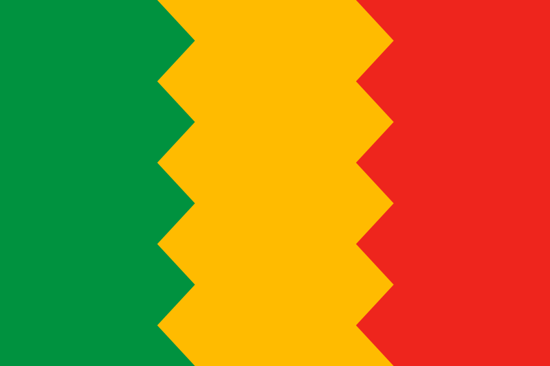 Fix The Flags: New Flag For California