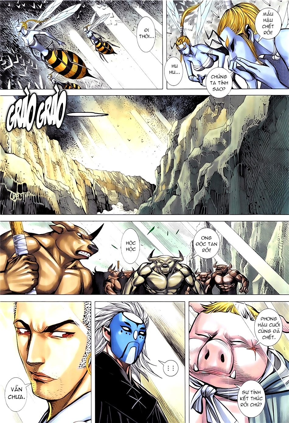Tây Du chap 56 page 22 - IZTruyenTranh.com
