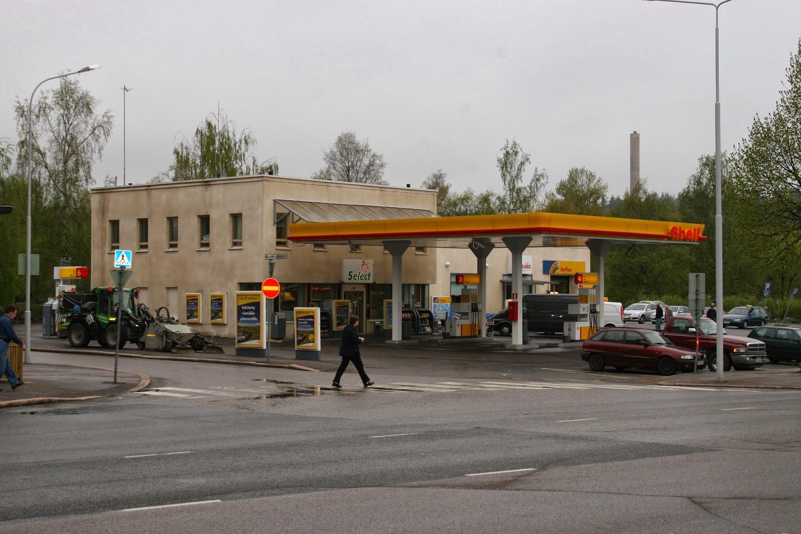 Huoltoasemat Lahti