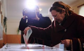 تم تسمية لجنة الانتخابات المركزية (CEC) بعدد الناخبين الذين غيروا مكان التصويت
